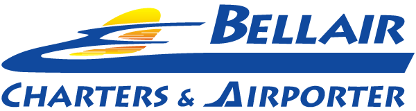 Bellair Airporter Charters And Tours Logo