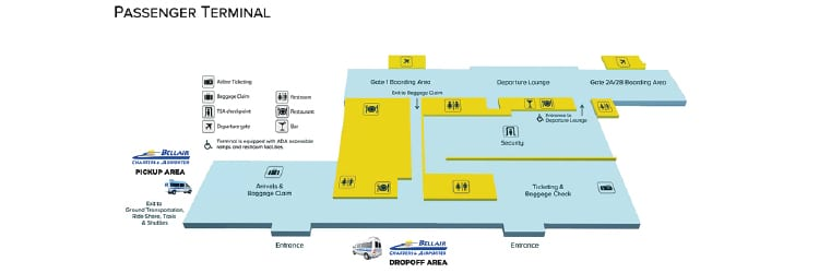 Paine Field Map