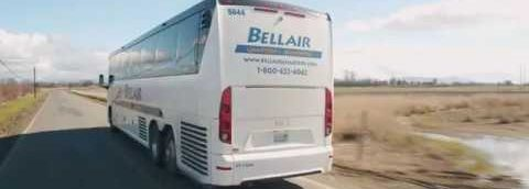 Bellair Airporter Shuttle Banner Video